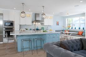 turquoise kitchen island turquoise kitchen island contemporary kitchen benjamin