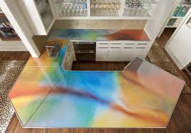 kitchen flawless kitchen countertops with rectangle shape brown