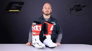 answer motocross boots sg12 motocross boots redwhiteblue httpmotorcyclesparepartsnetsgflo