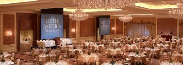 Grand America Breakfast Buffet by The Little America Hotel Cheyenne Elegant Frontier City Lodging
