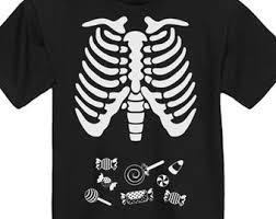 Halloween Costume Shirt Expecting Dad Shirt Halloween Costume Mens Skeleton Shirt