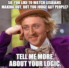 Making Out Meme - creepy condescending wonka meme imgflip