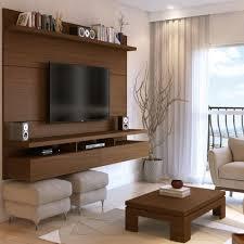 manhattan comfort city nut brown entertainment center 25151 the