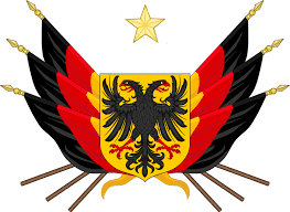 German British Flag Coat Of Arms Of The German Empire By Tiltschmaster On Deviantart