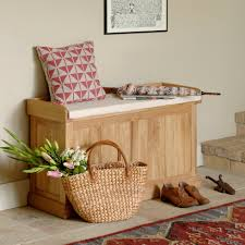 hallway storage bench bedroom shoe storage bench seat oak home inspirations design for