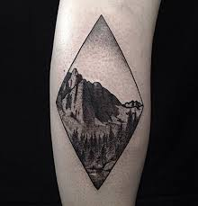 40 awesome mountain tattoo designs for men and women dzine mag