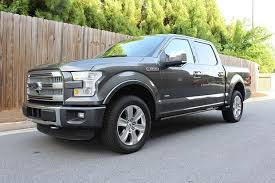 ford platinum 2015 ford f 150 platinum crew cab review autotrader