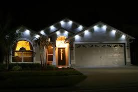 Outdoor Soffit Light Outdoor Soffit Lighting In The Garage Exterior Soffit Lighting