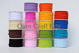 ric rac ribbon 200 yards ric rac rick rack zig zag trim ribbon for