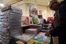 Barns An Barnes U0026 Noble Holiday Sales Sink As Coloring Book Fad Fades U2013 The