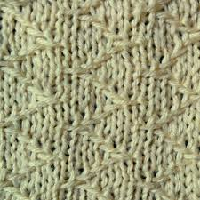zig zag knitting stitch pattern the slipped zigzag stitch is a textured stitch which involves