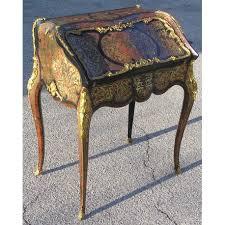 bureau marqueterie bureau dos d âne en marqueterie sur moinat sa antiquités décoration