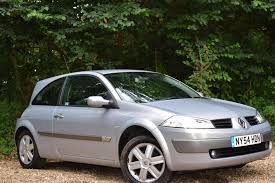 renault megane 2005 used renault megane dynamique 2005 cars for sale motors co uk