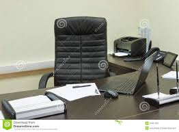bureau manager office of top manager stock image image of corporate 27657383