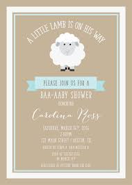 sheep baby shower 20 best baby shower invitations ideas images on