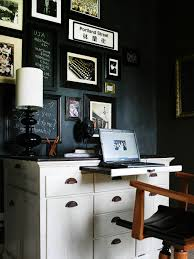 Black And White Home Office Decorating Ideas by 8 Smart Ideas For A Stylish And Organized Home Office Hgtv U0027s