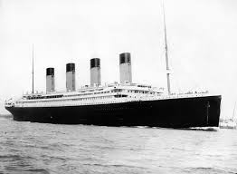 the building of the titanic writework