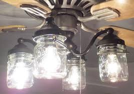 hunter mason jar ceiling fan best 25 rustic ceiling fans ideas on pinterest bedroom fan light