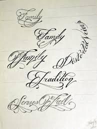 tattoo lettering font maker tattoo script alphabets pinterest tattoo script tattoo and fonts
