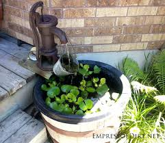Backyard Fish Pond Kits by Fish Pond Fountain Ideas Solar Powered Fish Pond Fountain Find