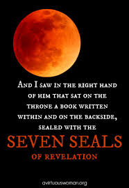 the seven seals of revelation a virtuous woman