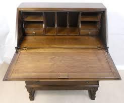 oak writing bureau uk antique style oak writing bureau desk by jaycee
