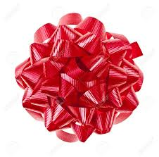 christmas bows for presents happy holidays