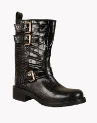 motorcycle boots online dsquared2 biker flat boots ankle boots women dsquared2 online store
