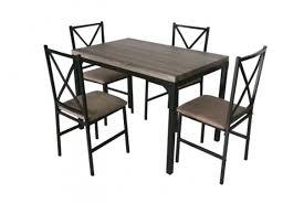 table et 4 chaises ensemble table haute et chaise tables et chaises cuisine meubles