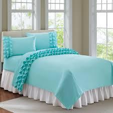 Home Decor Appleton Wi 200 Thread Count Ruffled Sheet Set Bedding Brylanehome