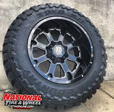 Best Choice 33x13 50x20 Tires 17x9 Xd Wheels Hoss Mounted Up To A 285 70r17 Nitto Tire G2 Terra