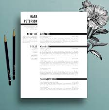 Creative Resumes Templates Free Best 25 Resume Templates Ideas On Pinterest Resume Resume