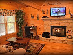 rustic elegant serene mountain cabin in prime location 2 bedrooms