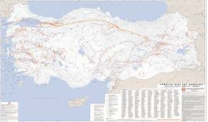 Rit Map Active Fault Map Of Turkey With An Explanatory Text 1 1 250 000 Scale