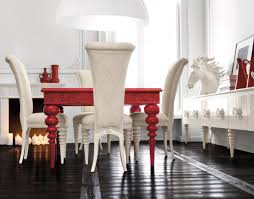 fabric chair covers for dining room chairs dining room glorious red modern dining room chairs satisfying