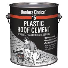 Henry Rubberized Wet Patch by Roofers Choice 0 90 Gal Plastic Roof Cement Rc015142 The Home Depot