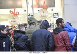 footlocker black friday black friday uk queue stock photos u0026 black friday uk queue stock