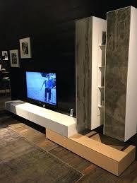 tv stand besta floating media center superb besta floating media