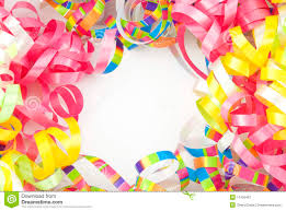 colorful ribbon colorful ribbon border with copy space stock image image of
