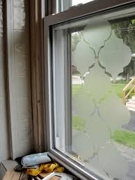 Bathroom Window Privacy Ideas by Bathroom Mini Renovation Part 2 The Window So Pretty Is As