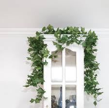 Wedding Arch Greenery Jinway 5 Pcs 40 Ft Artificial Greenery Fake Ivy Vines Big Leaves