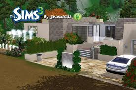 the sims 3 house designs hillside hideaway youtube
