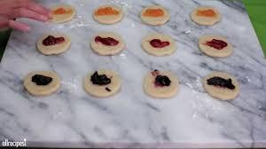 cookie recipes how to make jam kolaches youtube