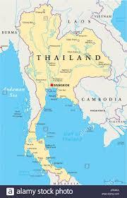 map of thailand thailand bangkok map atlas map of the world travel asia