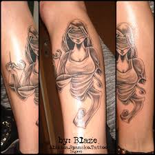 blind justice tattoo by blazeovsky on deviantart