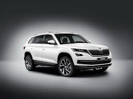 jeep compass 7 seater skoda kodiaq 7 seater suv officially unveiled forcegt com