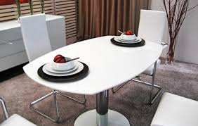 modern white round dining table decorating furniture round dining table contemporary kitchen dining