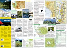 What State Is Washington Dc In Map by Washington State Guide Map Ng R V R Wp National Geographic