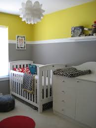 Two Tone Gray Walls by Handrail Height Shelf With Two Tone Paint I Will Make The Bottom