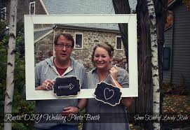 Photo Booth Frames Home Decor Our Diy Wedding U201cphoto Booth U201d Some Kind Of Lovely Ride